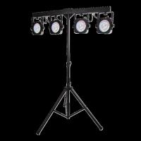 Scanic LED Slim PAR Set II