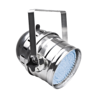 Scanic LED PAR 64 RGB silver