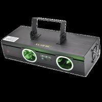 Scanic 2 Head Green Laser